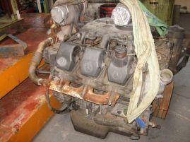 Mercedes-Benz OM501LA