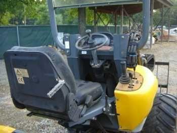 07 Boxer 749DT All Terain Telescopic Boom Tractor