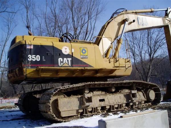 Caterpillar 350 L