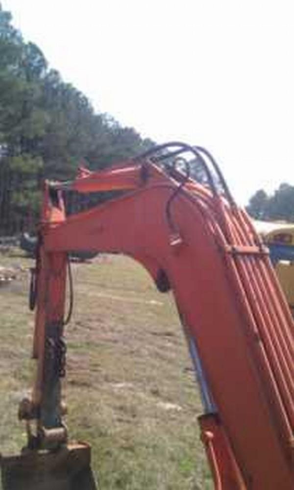 Daewoo DH50 Excavator