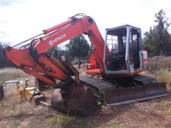 Hitachi EX60 Excavator