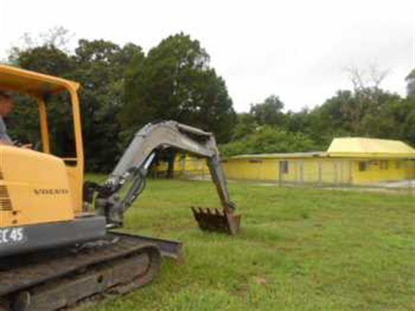 Volvo EC45 Excavator