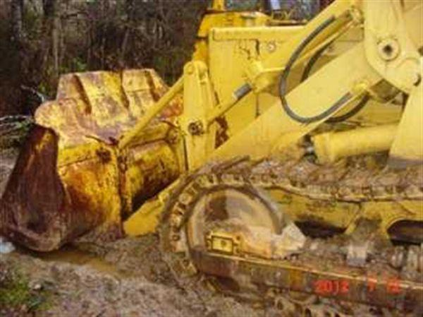 Caterpillar 995L Track Loader