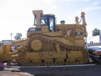 Caterpillar D10N Dozer