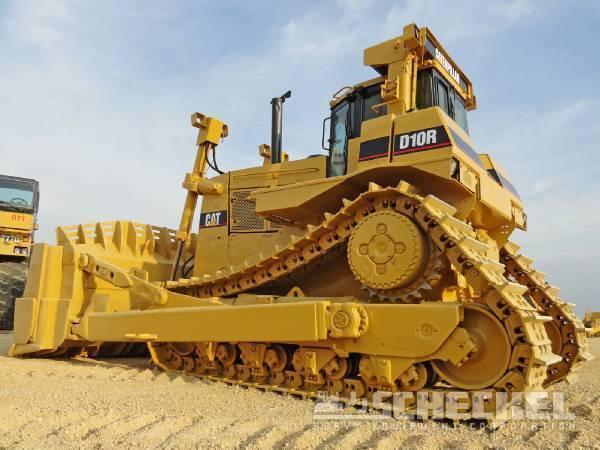 Caterpillar D10R