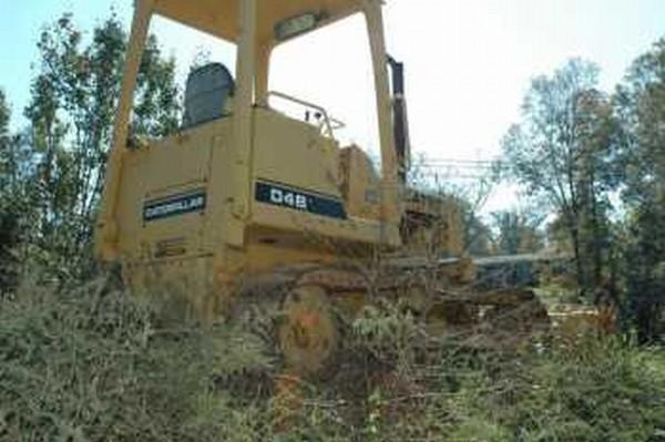 Caterpillar D4B Dozer