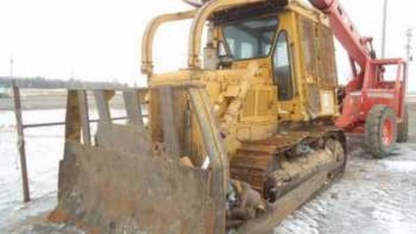 Caterpillar D5B Dozer