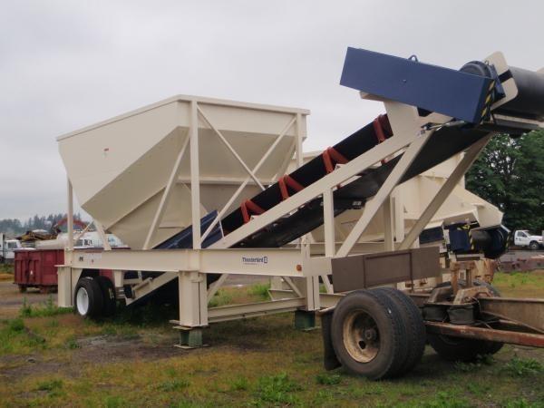 Thunderbird II 40 Ton Load Out Bin