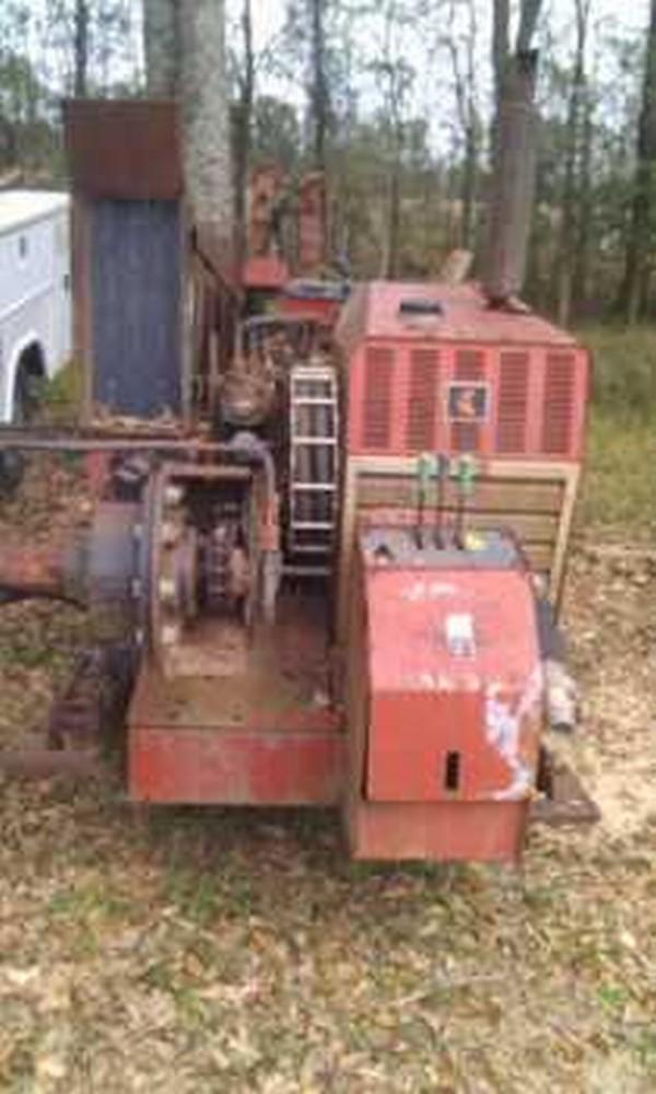 Ditch Witch 1720 Directional boring Machine