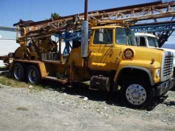 Ford - LN 8000 Drill Rig