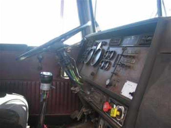 Kenworth W900 Log Truck