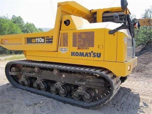 Komatsu CD110R-2