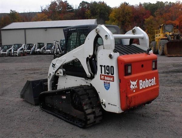 Bobcat T190K