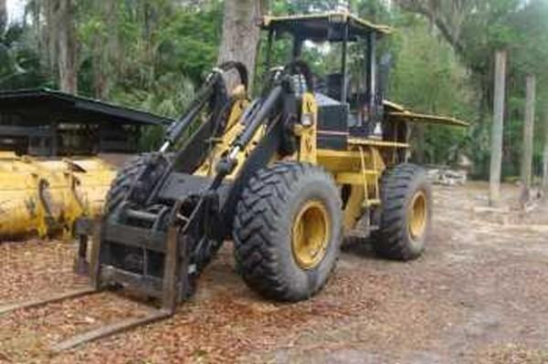 Caterpillar IT28G Wheel Loader