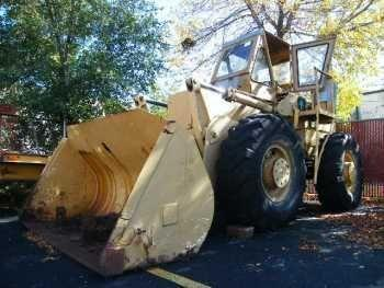 Hough Wheel Loaders - Brick7 Machines