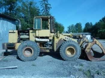 John Deere 644E Wheel Loader