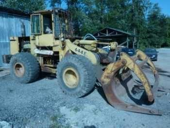 John Deere 644E Wheel Loader