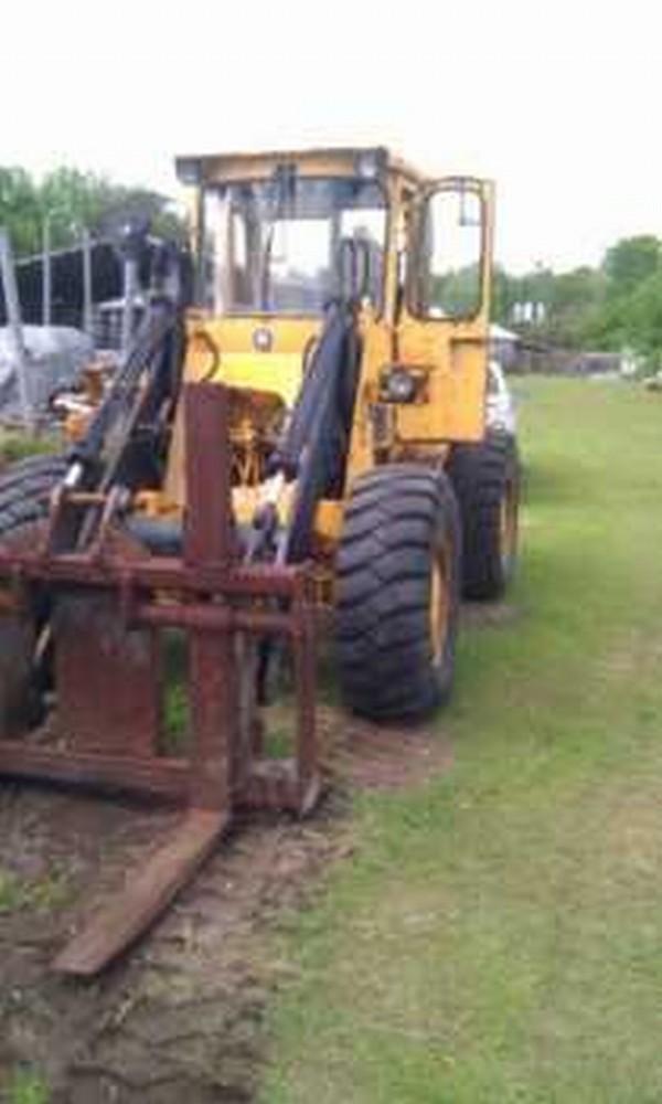 Volvo/Michigan L70 Wheel Loader
