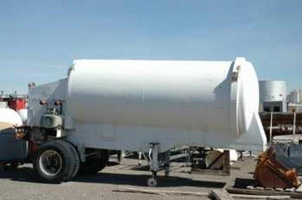Liquid Oxygen Tanker
