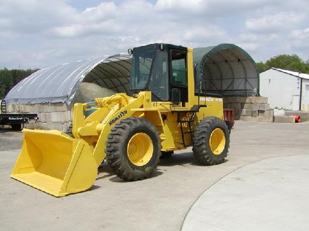 1996 KOMATSU Wheel loader
